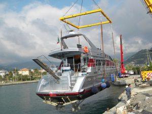 Bilancini per cantieri navali