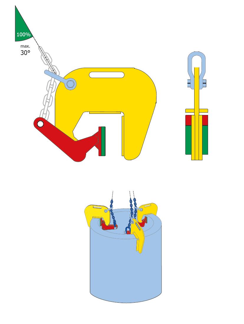 cast - pinze per sollevamento tubi-tbc-schema