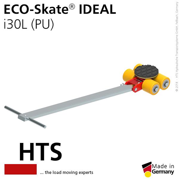 Carrelli da trasporto ECO-Skate Serie i (ruote poliuretano)