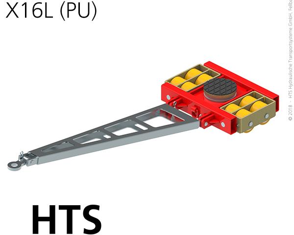 Carrelli da trasporto ECO-Skate XL (ruote poliuretano)