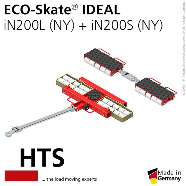 Carrelli da trasporto ECO-Skate® IDEAL (NY)